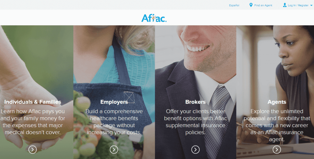 Official MyAflac Login Landing Page