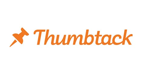 logo of thumbtack