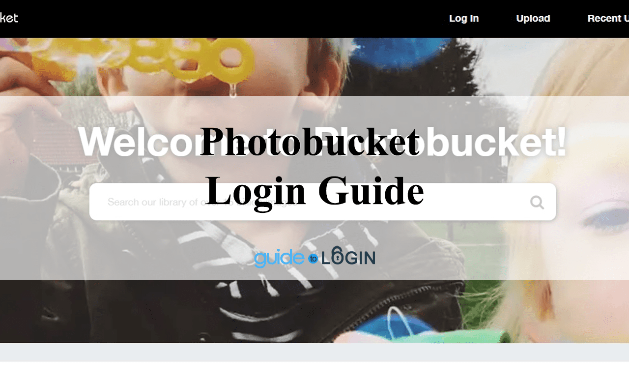 Photobucket Login Guide