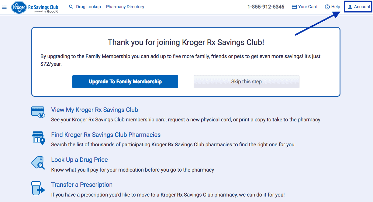 Kroger login guide