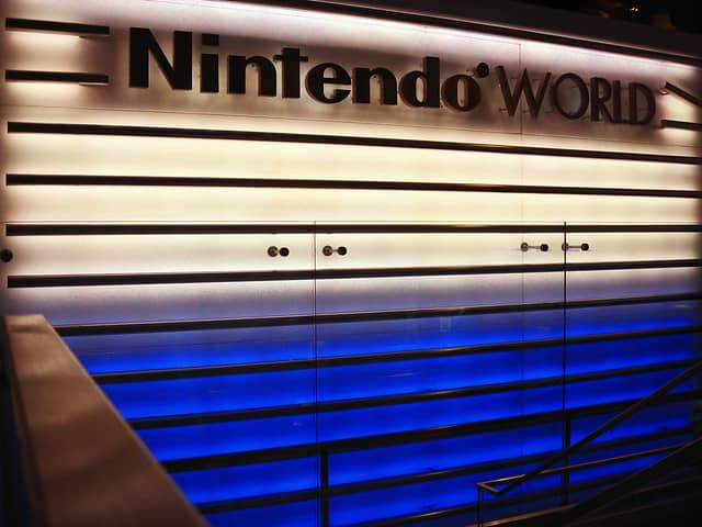 nintendo world office