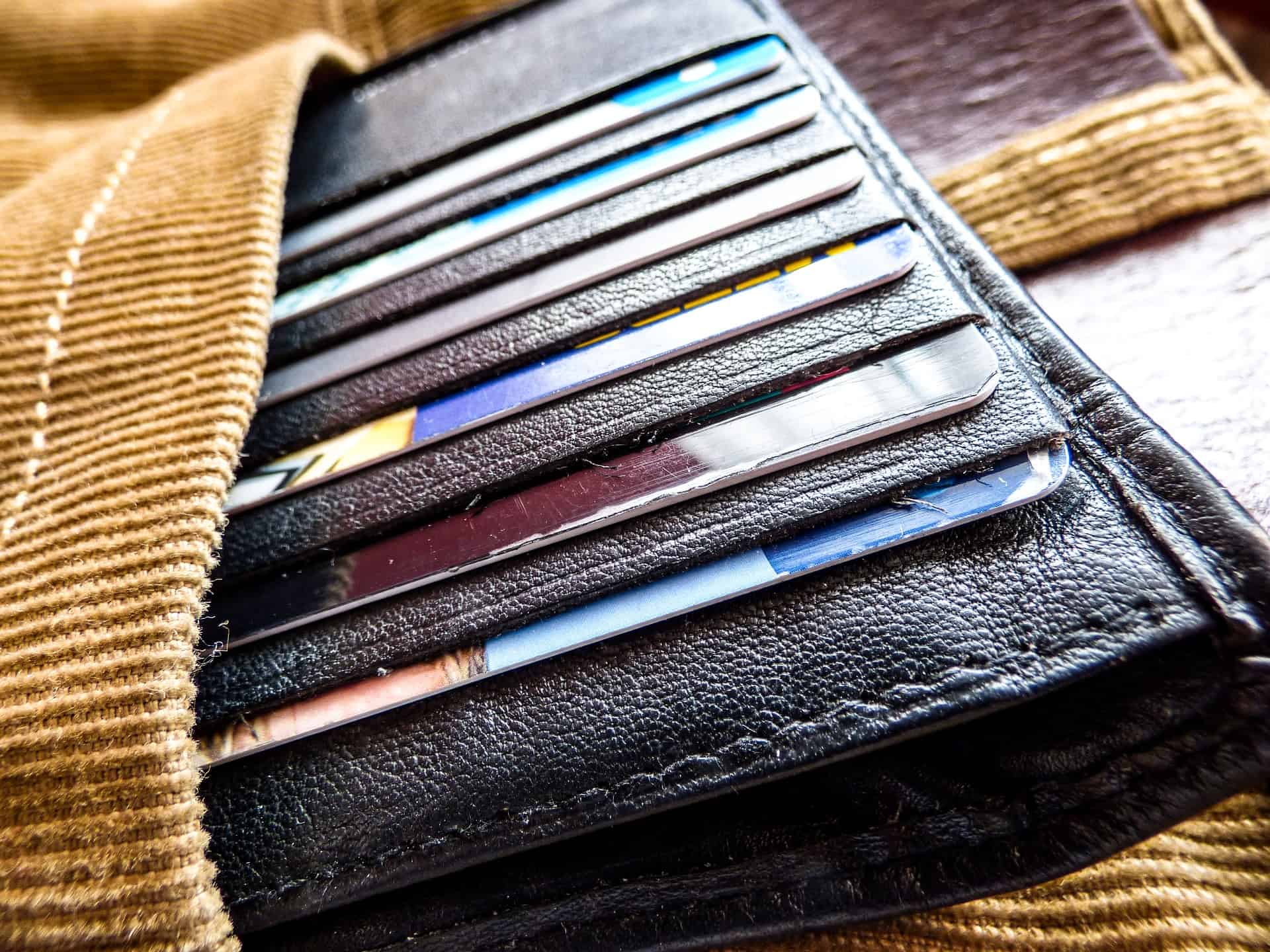 pants wallet credit card manly